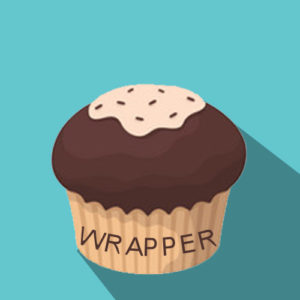Cup Cake Wrapper